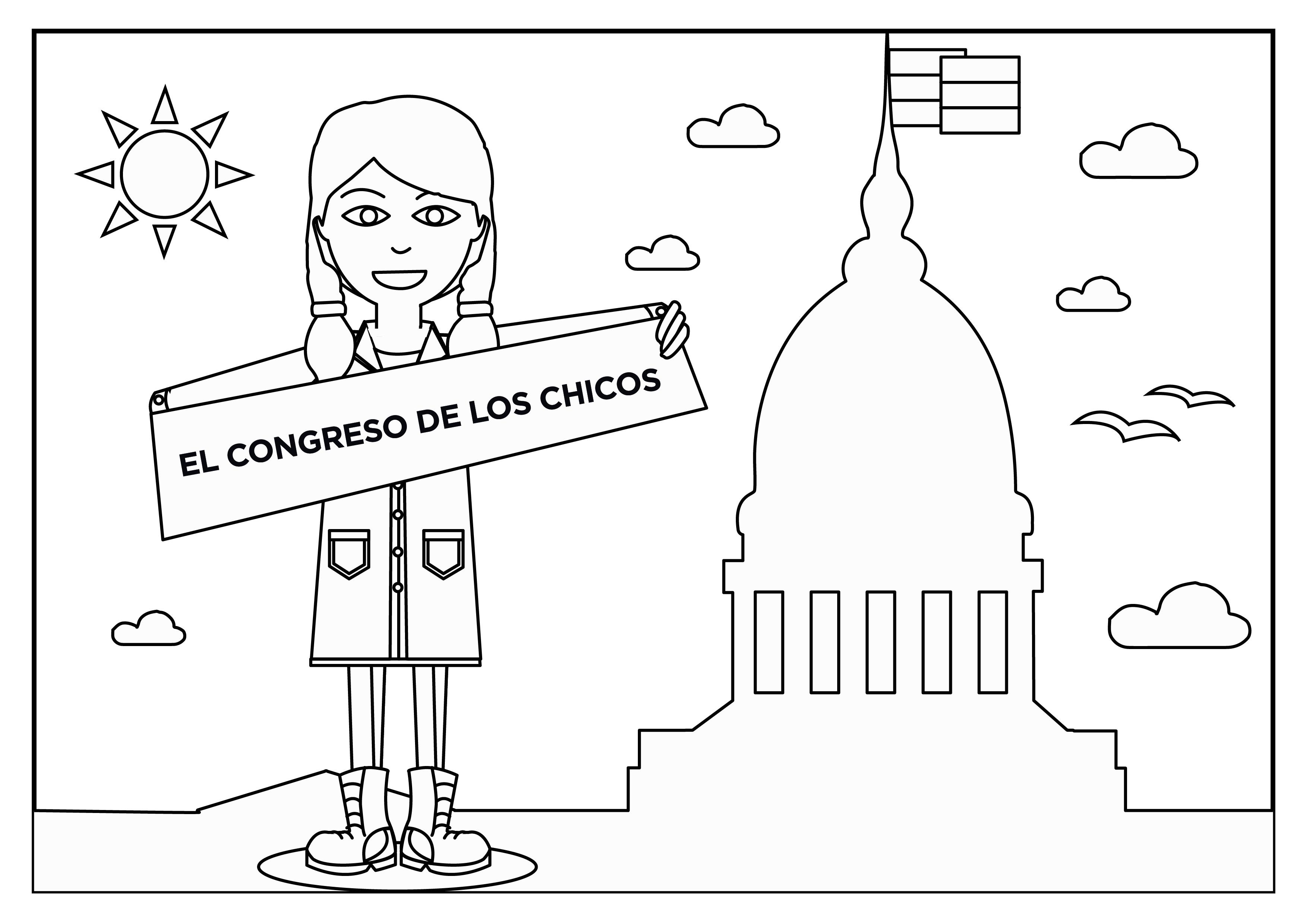 El Congreso de los chicos
